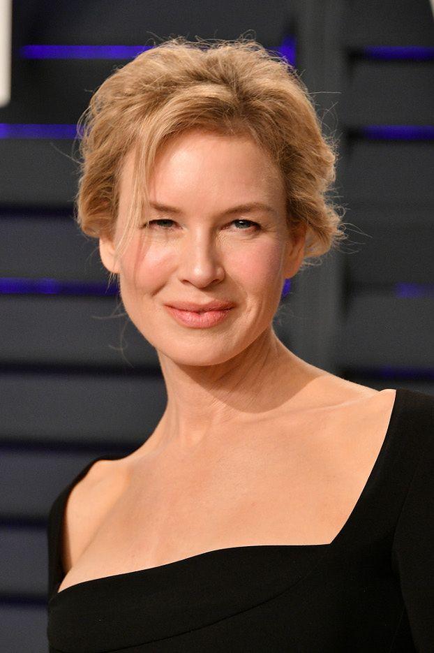 49-letnia Renee Zellweger znów przypomina siebie na imprezie Vanity Fair