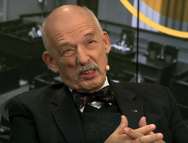 """Janusz Korwin-Mikke ATAKUJE Elizę Michalik: """"CZY PANI JEST CHORA PSYCHICZNIE?"""""""