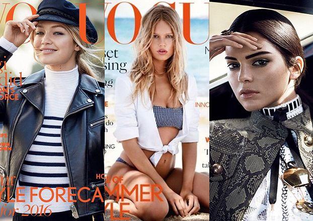 Kendall Jenner nie została Modelką Roku (ZDJĘCIA)