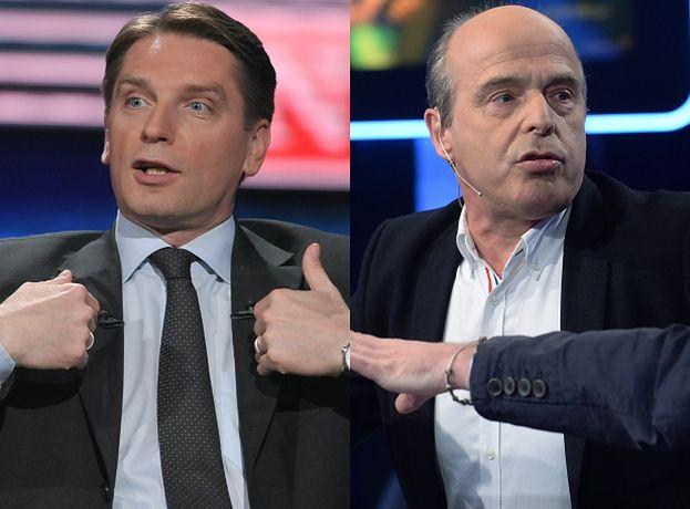 Tomasz Lis i Jan Pospieszalski ZOSTAJĄ W TVP!