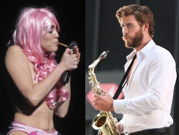 Miley Cyrus ROZSTAŁA SIĘ z Liamem Hemsworthem?!