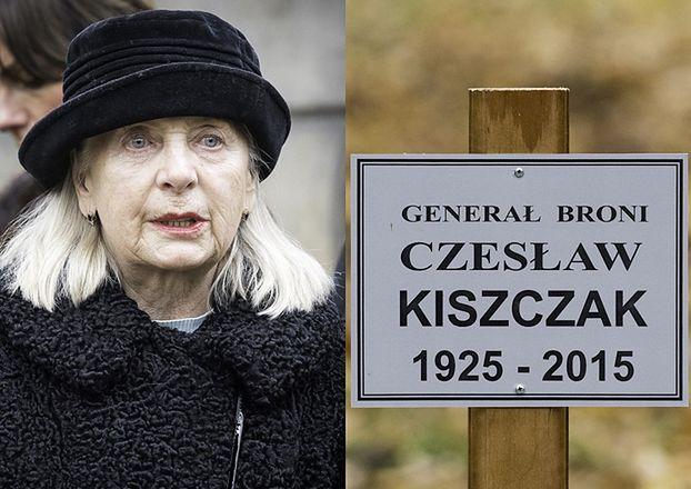 """Kiszczakowa na pogrzebie męża: """"Bóg ci zapłaci za wszystkie krzywdy, które NIEWDZIĘCZNY, NIEGODNY Polak ci czynił!"""""""