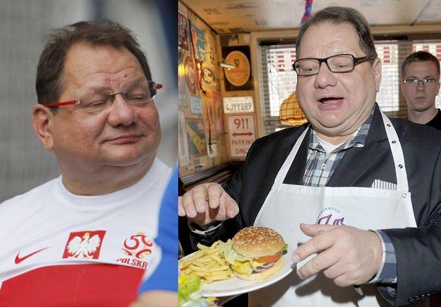 Ile prosiaków zjadł Ryszard Kalisz? WYDAŁ NA JEDZENIE... 42 TYSIĄCE!