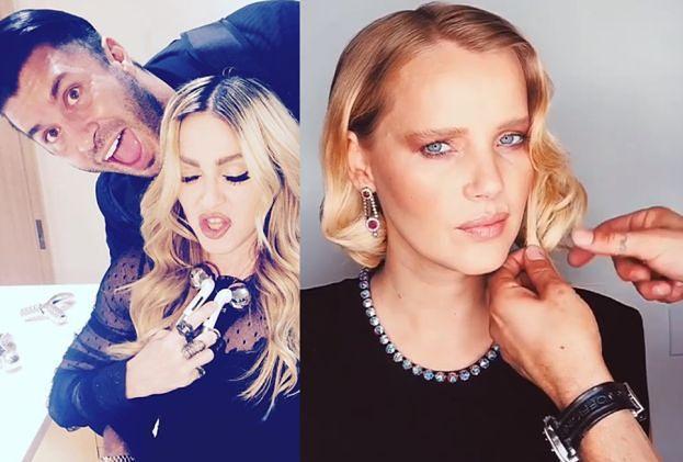 "Joannę Kulig czesze... fryzjer Madonny! ""Mam obsesję na jej punkcie"""