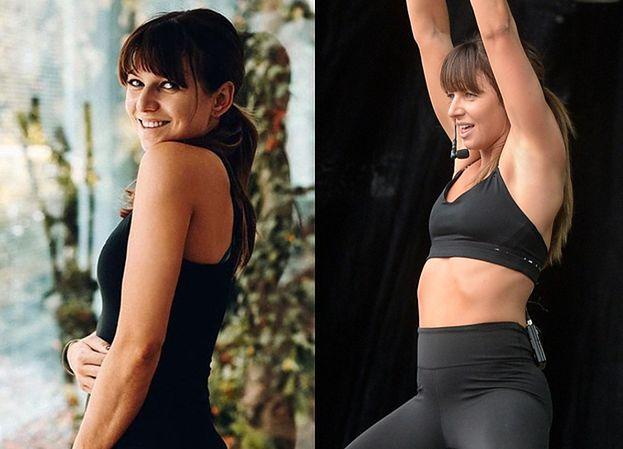 """Anna Lewandowska zawzięcie promuje aktywność fizyczną w czasie ciąży: """"To mój ulubiony temat"""""""