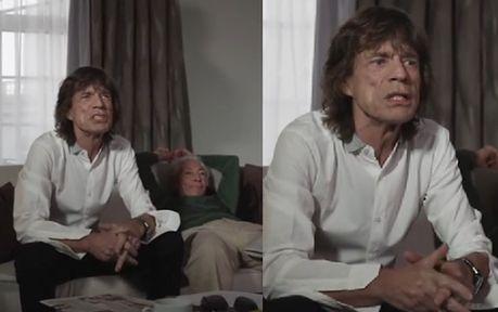 """Mick Jagger zapowiada """"Latający Cyrk"""" Monty Pythona!"""