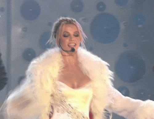 Britney fałszuje w Las Vegas!