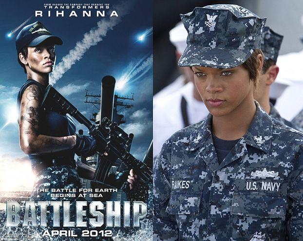 Plakat nowego filmu Rihanny!
