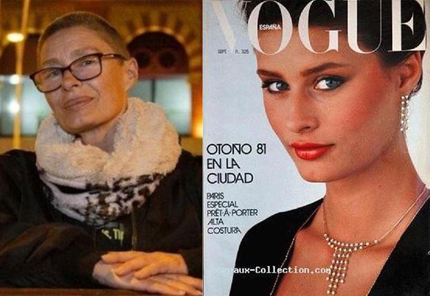"""Była modelka """"Vogue'a"""" nie ma pieniędzy i domu. """"Zarabiałam milion za 20 dni pracy w roku. Żyłam jak królowa"""""""