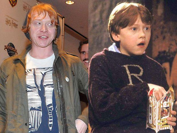 """Dramat Rona z """"Harry'ego Pottera""""! Aktor nie wie, ile milionów ma na koncie..."""