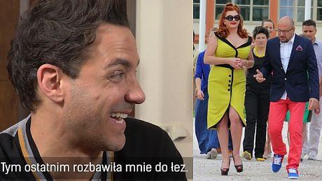 """Znany stylista wyśmiewa Grycankę: """"Rozbawiła mnie do łez!"""""""