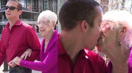 """31-latek ma 91-letnią (!) """"dziewczynę""""..."""