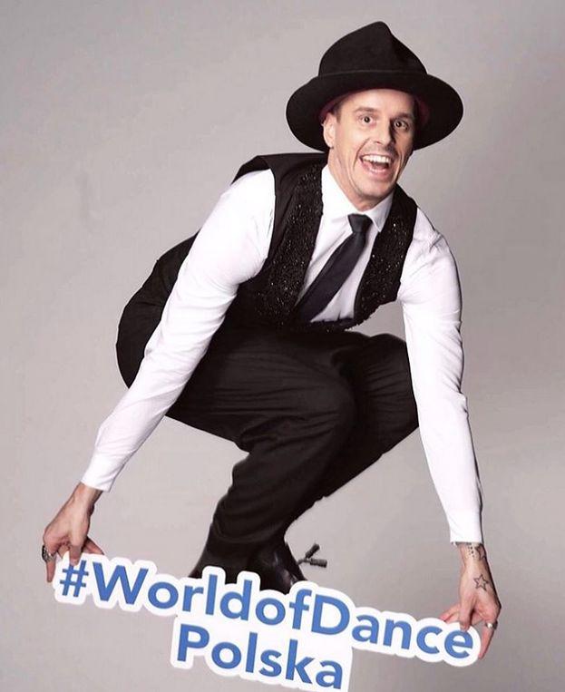 """Burza po wypowiedzi Roofiego w """"World of Dance"""": """"Sława Ukrainie!"""". Fani: """"Brak szacunku, ucz się historii"""""""