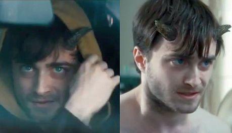 Daniel Radcliffe Z ROGAMI w najnowszym filmie!