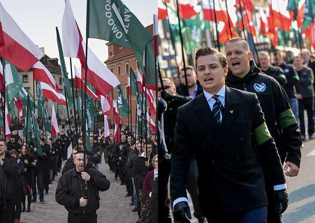 """Światowe media o marszu ONR: """"Grupa wspierana przez nacjonalistyczny rząd Polski"""""""