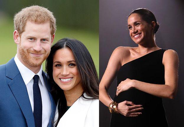 Meghan Markle URODZIŁA! Znamy płeć royal baby (Z OSTATNIEJ CHWILI)