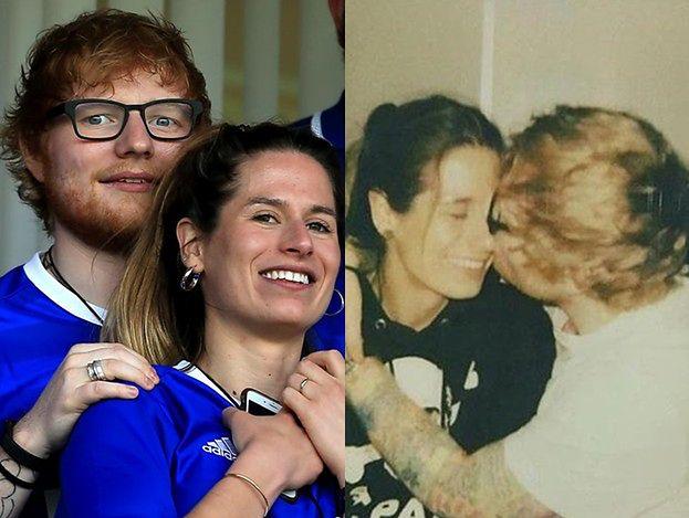 """Ed Sheeran wziął ślub w tajemnicy?! """"Nie lubię za bardzo robić wszystkiego publicznie"""""""