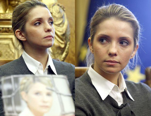 Córka Julii Tymoszenko walczy o jej wolność (PIĘKNA?)