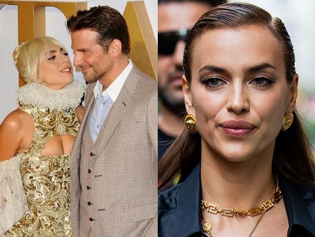 """Lady Gaga WYRZUCIŁA RZECZY Iriny Shayk z domu Bradleya Coopera? """"Nie marnuje czasu"""""""