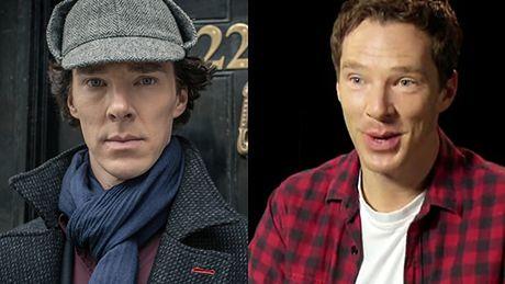 """Benedict Cumberbatch: """"Oscary to tylko impreza. Nic więcej"""""""