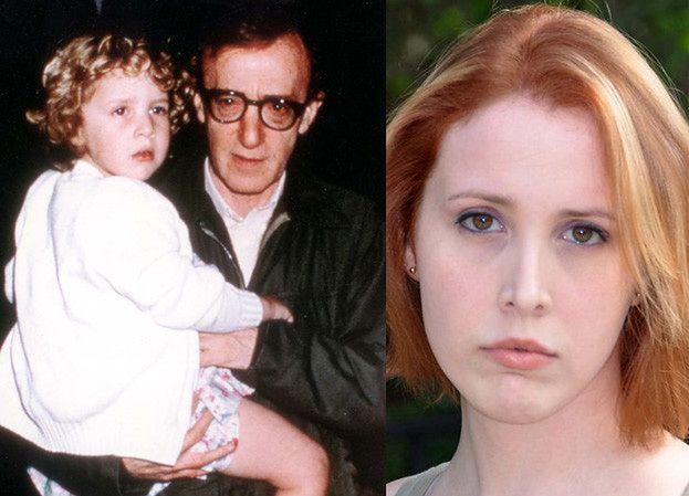 """Córka Woody'ego Allena: """"Kazał mi położyć się na brzuchu i ZGWAŁCIŁ MNIE"""""""