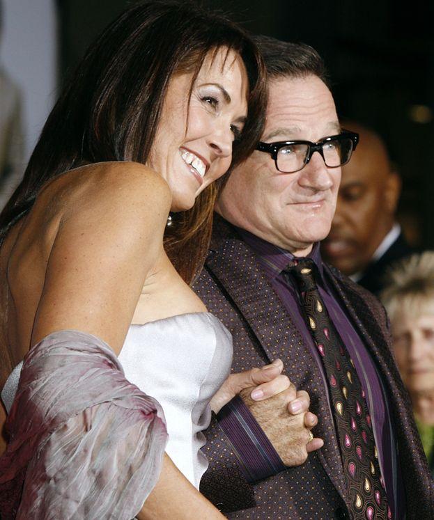 """Żona Robina Williamsa: """"Mojego męża nie zabiła depresja"""""""