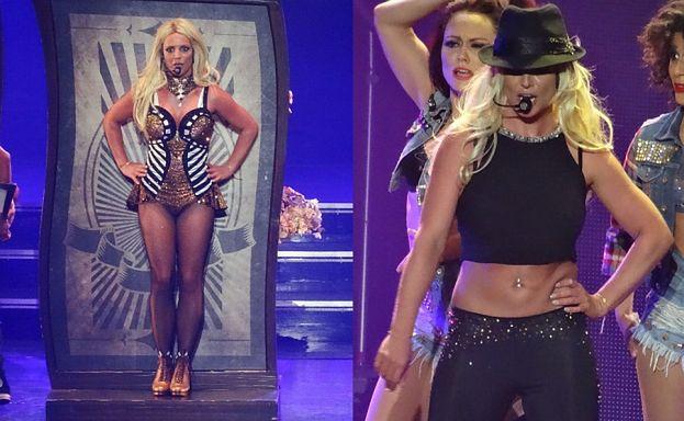 Britney w Las Vegas! Schudła?