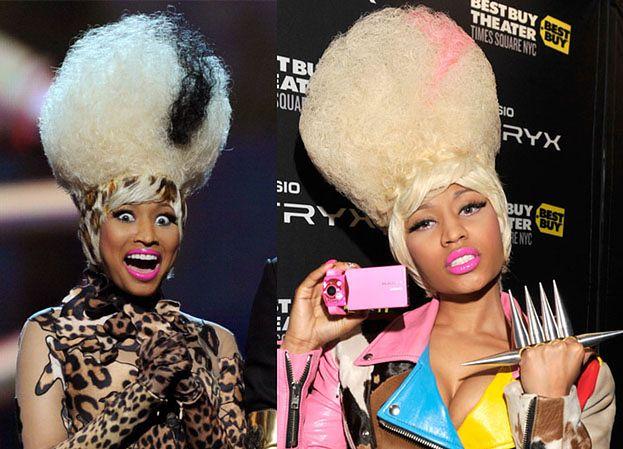 Fryzjer Nicki Minaj żąda... 30 MILIONÓW DOLARÓW!