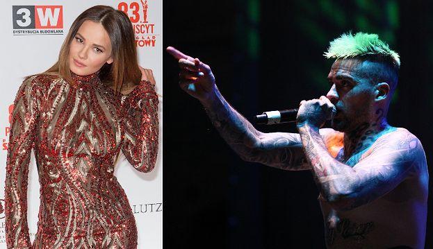 TYLKO U NAS: Natalia Szroeder spotyka się z... raperem Quebonafide!