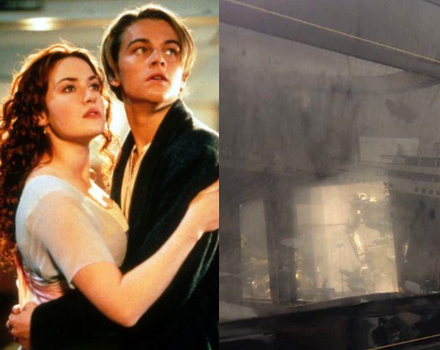 """Scena erotyczna z """"Titanica"""": po ponad 20 latach na szybie samochodu wciąż widać ślad dłoni"""