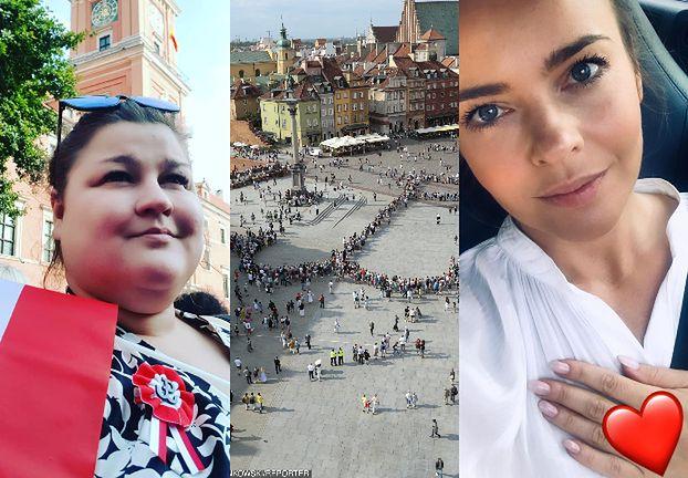 Gwiazdy upamiętniają 75. rocznicę wybuchu Powstania Warszawskiego