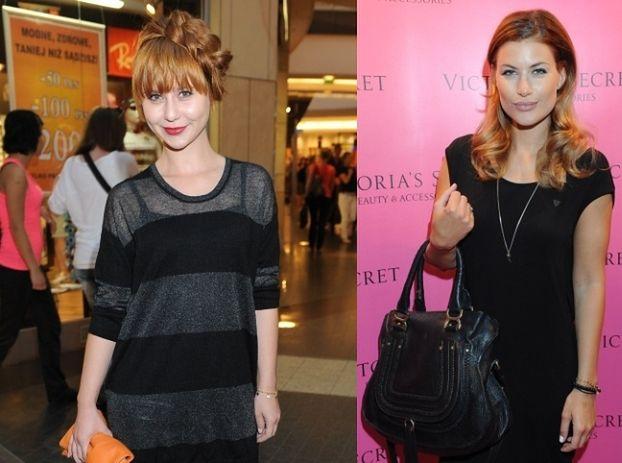 Kisio i Powłowska na otwarciu salonu Victoria's Secret!