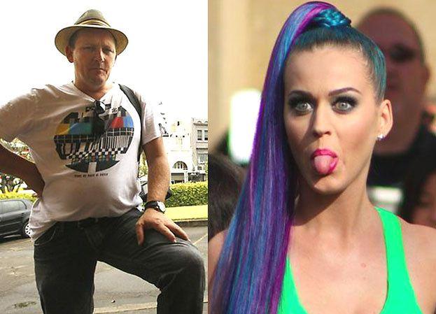 """Katy Perry do znanego paparazzi: """"Masz MAŁEGO PENISA"""""""