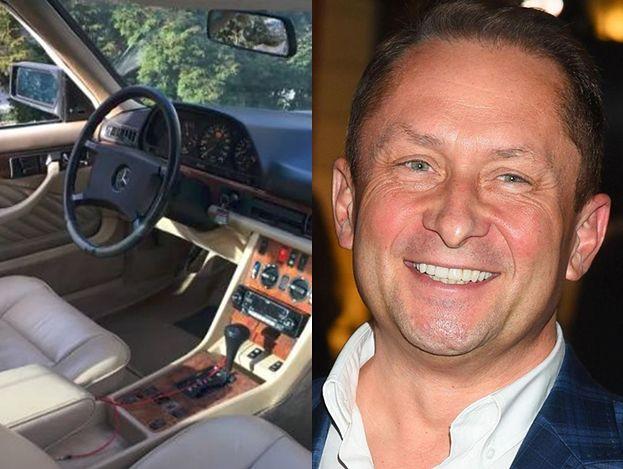Kamil Durczok sprzedaje samochód w wieku swojej konkubiny za 100 TYSIĘCY