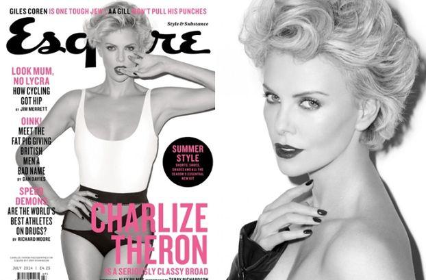 38-letnia Charlize Theron w obiektywie Terry'ego Richardsona!
