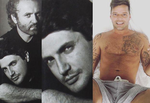 "Ricky Martin zagra partnera Gianniego Versace w ""American Crime Story""!"