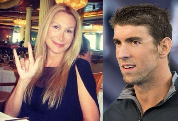 Dziewczyna Michaela Phelpsa była... chłopakiem!