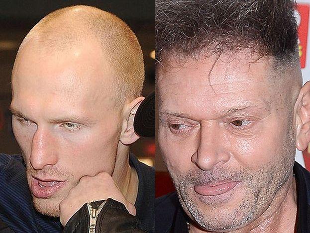 """Krzysztof """"Diablo"""" Włodarczyk i Krzysztof Rutkowski tłumaczą się z utraty prawa jazdy"""