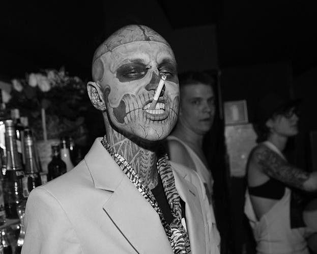 Zombie Boy NIE ŻYJE!