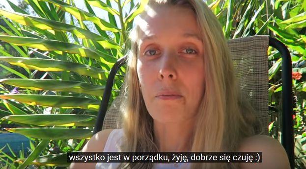 """Fanka youtuberki """"Aga in America"""" ZAGŁODZIŁA SIĘ NA ŚMIERĆ"""