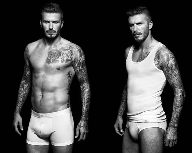 Nowe majtki Beckhama! (FOTO)