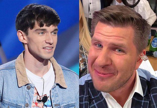 """Filip Chajzer kibicuje Łukaszowi z """"Big Brothera"""": """"Jest szalenie barwną postacią!"""""""