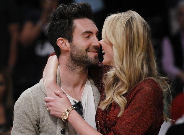 Zakochany Adam Levine!