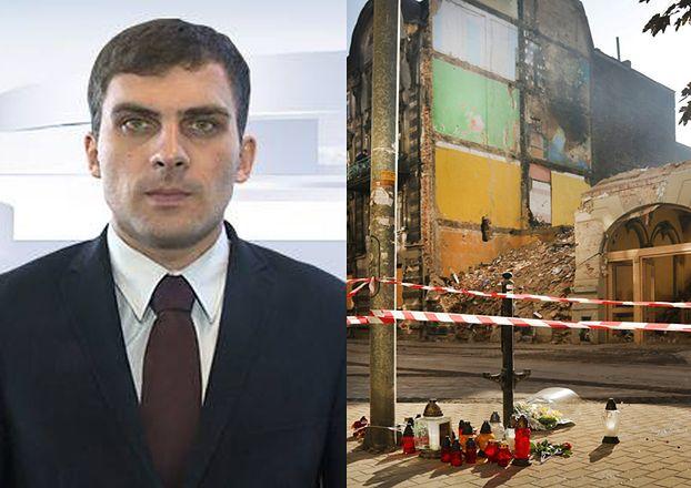 Dziennikarz TVN-u, Dariusz Kmiecik, i jego rodzina zginęli przez... próbę samobójczą sąsiada!
