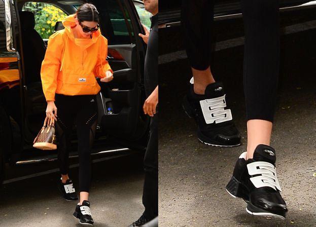 Celebrytki noszą sportowe buty Pudelek