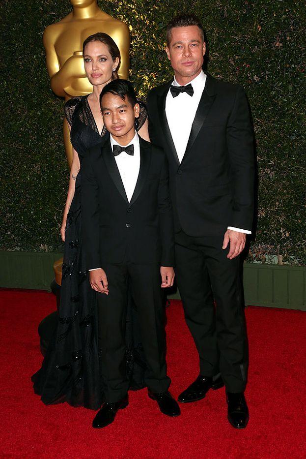 Maddox NIE CHCE ZNAĆ Brada Pitta? 18-latek odpowiedział na pytanie o relacje z ojcem