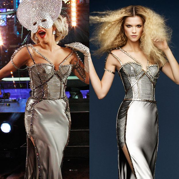 Gaga jak... Kasia Struss