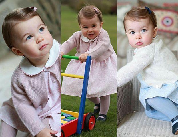 Mamy NAJNOWSZE ZDJĘCIA księżniczki Charlotte!