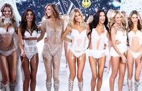 2013 u modelek Victoria's Secret!
