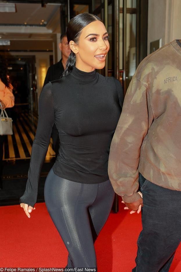 """Kim Kardashian pokazała syna! """"Psalm Ye"""""""